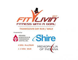 fit livin thanksgiving day run walk out and about