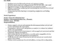 Network Administrator Resume Sample by Computer Resumes U2013 Sample Resumes 2016