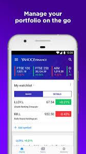 Yahoo Finance Yahoo Finance Apps On Play