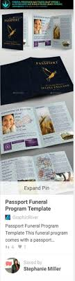 where to print funeral programs adventure large funeral program template from designbundles net