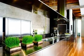 Office Kitchen Designs Minimalist And Functional Open Kitchen Interior Design Of A
