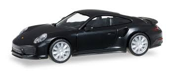 black porsche 911 turbo herpa 1 87 ho porsche 911 turbo black