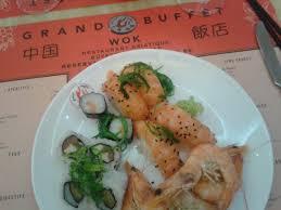 grand buffet de cuisine grand buffet wok nimes picture of le grand buffet wok nimes
