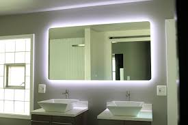 backlit bathroom vanity mirror bathroom vanity sink and mirror inspirational amazon com windbay