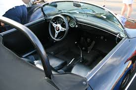 porsche speedster interior great falls cars and coffee u2013 july 30th 2011 garage dispatches