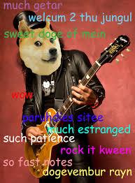 Slash Meme - slash doge doge know your meme