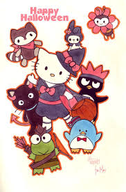halloween kitty halloween hello kitty and friends by sowhycanti on deviantart
