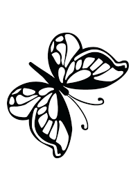 small butterfly coloring pages everychat co