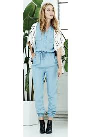 sleeveless denim jumpsuit sleeveless denim jumpsuit clothesline clothing co