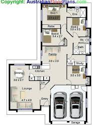 floor plans for a 4 bedroom house blueprints 4 bedroom house lkc1 club