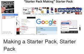 Meme Making Website - scroll prt scm lock sys ra insert home the best of starter pack