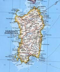 Corsica Map Sardinia Places I U0027ve Been Pinterest Sardinia