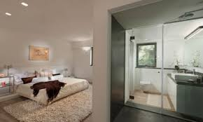 Bedroom And Bathroom Ideas Master Bedroom With Bathroom Design Open Bathroom Concept For