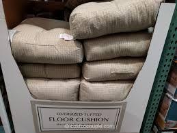 oversized floor cushion
