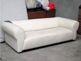canapé ivoire canapé de luxe en cuir ivoire motorisé fendi casa mobilier