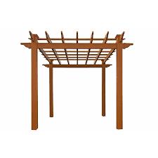 Pergola Rafter End Designs by Shop Pergolas At Lowes Com