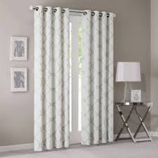Silver Window Curtains Buy 63 Silver Curtains From Bed Bath Beyond