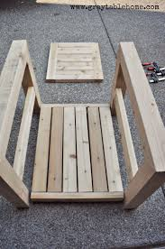 Diy Outdoor Chair Plans 1765 Best Wood Projects Diy Images On Pinterest Projects