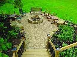 Fire Pit Ideas For Small Backyard Garden Design Garden Design With Outdoor Uamp Gardening Landscape