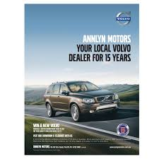 car ads in magazines annlyn motors client portfolio thomas marsden advertising