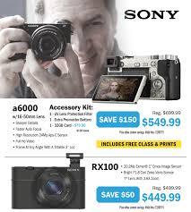 sony camera black friday black friday precision camera store