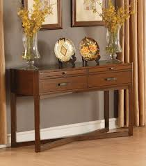 Sofa Table With Drawers Sofa And Console Tables Homelegancefurnitureonline Com