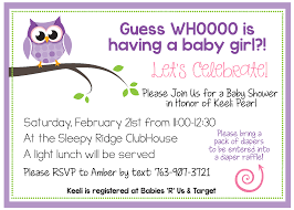 free printable owl baby shower invitations u0026 other printables