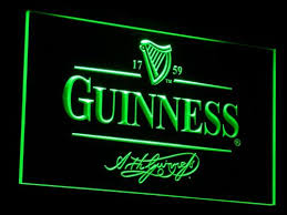 cheap light up beer signs guinness beer sign home bar pub signs that light up light signs cave