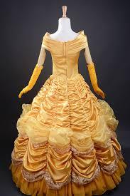 Belle Halloween Costume Women Princess Belle Costume Women Beauty Beast Costume