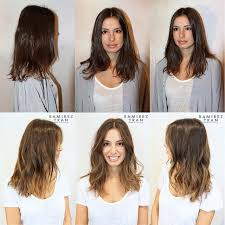 cut before dye hair 279 best haircuts and color before and after images on pinterest