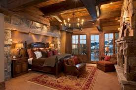 Warm And Cozy Rustic Bedroom Decorating Ideas HOMEDECORT - Rustic bedroom designs