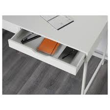 Ikea Desk Drawer Organizer by Alex Desk White Ikea