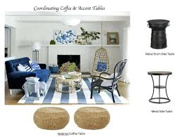 Ceramic Accent Table Table Fascinating Coffee Table Astonishing Round Drum Outdoor