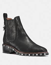 s quarter boots s boots booties coach