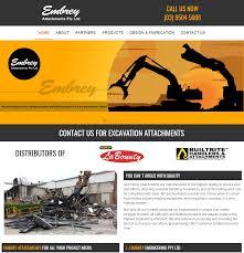 showcase ascend web design