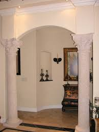 Interior Home Columns by Arch Design For Home Beautiful Archway Designs For Elegant
