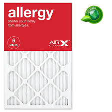 Filtrete Healthy Living Ultra Allergen Reduction Ac Furnace Air Airx Allergy 16x25x1 Merv 11 Pleated Air Filter Made In The Usa