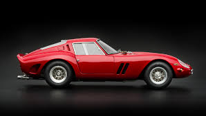 red 1962 ferrari 250 gto by cmc 1 18 scale choice gear