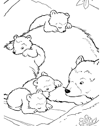 care bear cousins coloring pages care bear cousin cubs