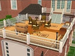 flat roof additions with deck on top google search in law
