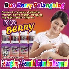 duo berry pelangsing badan tokocentral net tokocentral toko