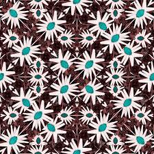 imagenes hermosas y unicas técnica del collage de estilo digital flores geométricas hermosas y