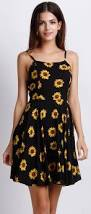being cheerful and lively just like the sunflower printed in the
