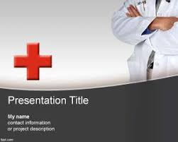 medicine u2013 free powerpoint templates