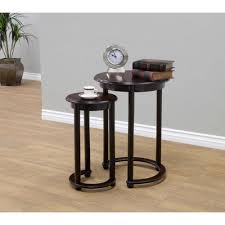 Target Side Table by Furniture Target Nesting Tables Mirrored Nesting Tables Round