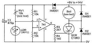 security electronics systems and circuits u2014 part 4 nuts u0026 volts