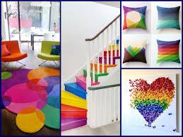 home decor home decor ideas pictures inspirational spring decor ideas rainbow