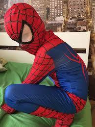 Childrens Spider Halloween Costume Cheap Spiderman Costume Halloween Aliexpress