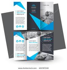 brochure template flyer template stock images royalty free images vectors