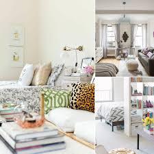 the most stylish studio apartments popsugar home